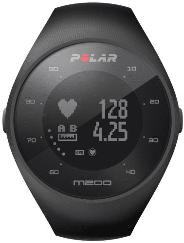 POLAR M200 BLK, Sporttester s GPS