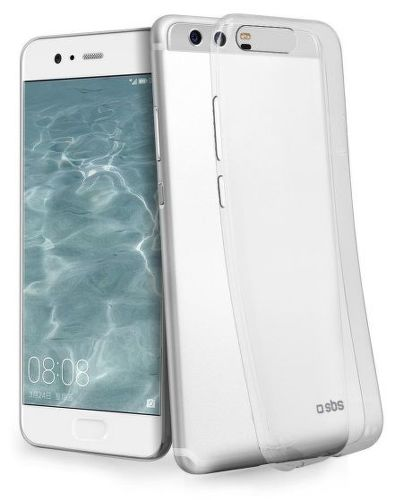 SBS Pouzdro na mobil Huawei P10 Transparent