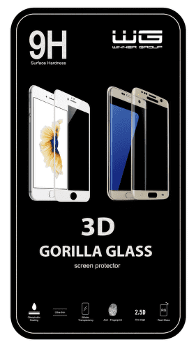 Winner ochranné tvrzené sklo Samsung Galaxy S8 Plus 3D