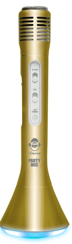 IDANCE Party Mic 10 Gold