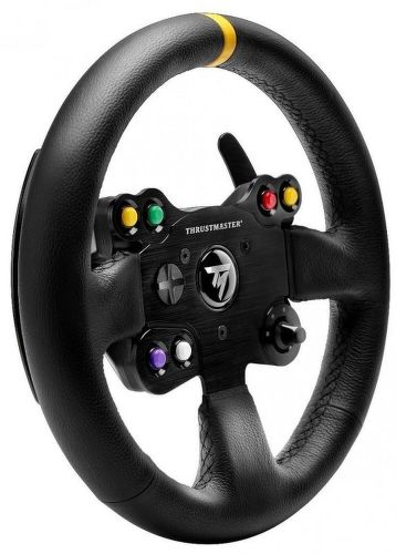 THRUSTMASTER TM Leather 28 GT, Volant_01
