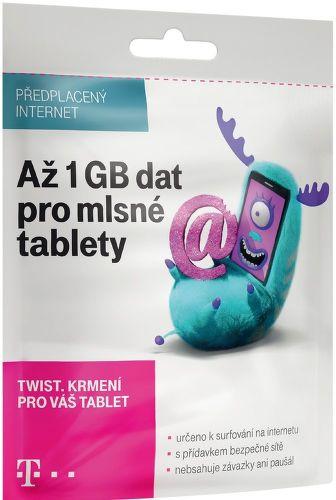 T-MOBILE Twist online 1GB, SIM karta