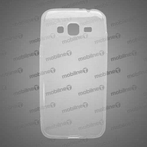 Mobilnet Gumené pouzdro Samsung J3 2017 (transparentní)