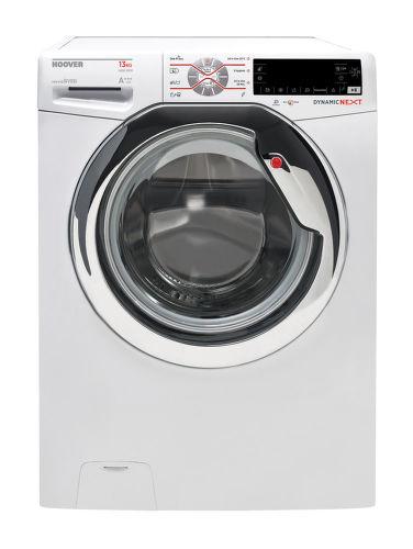 HOOVER DWOT 413AH/1-S, bílá smart pračka plněná zepředu