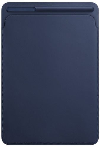 "Apple Leather Sleeve pro Apple iPad Pro 10.5"" Midnight Blue"