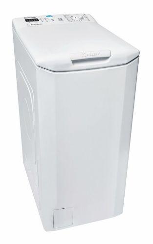 CANDY CST 370L-S, bílá smart pračka plněná shora