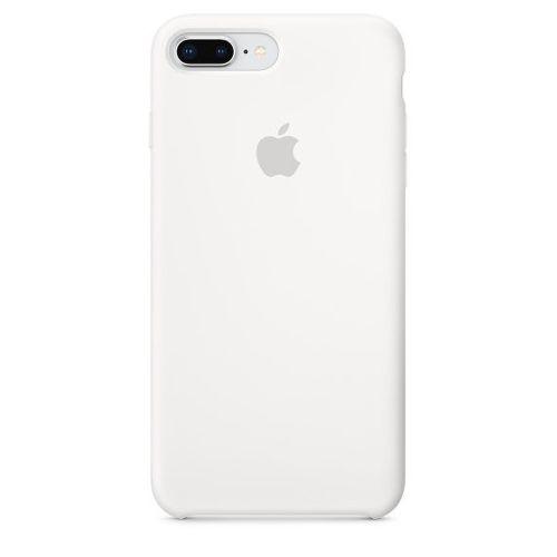 Apple Silicone Case pro iPhone 8+/7+, bílá_1