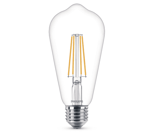 PHILIPS LIGHTING WW CL6 60W