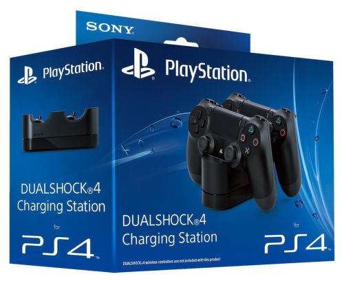 PS4 DUALSHOCK 4 Controller Charging Unit
