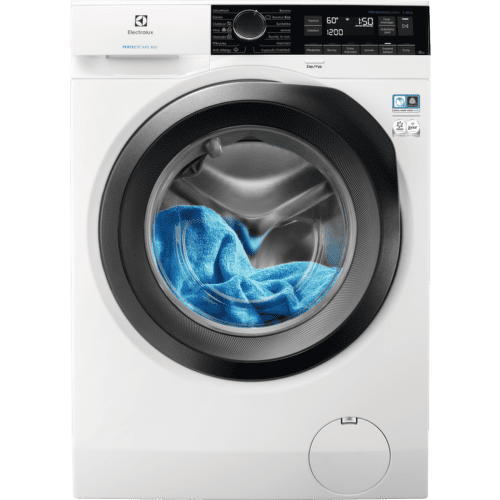 Electrolux PerfectCare 800 EW8F228SC bílá pračka s předním plněním