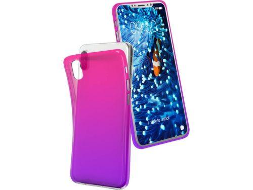 SBS Cool pouzdro pro Apple iPhone X a Xs, růžová/fialová