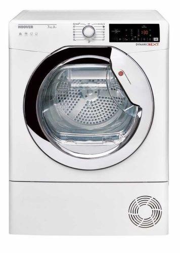 HOOVER DXW4 H7A1CTE, bílá sušička prádla