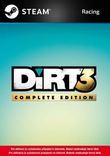 STEAMONE Dirt 3: Complete E, PC hra_01