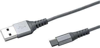 CELLY USB-USBC 1m SIL