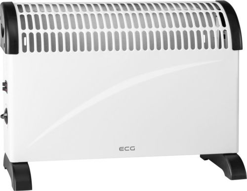 ECG TK2050, bílý konvektor