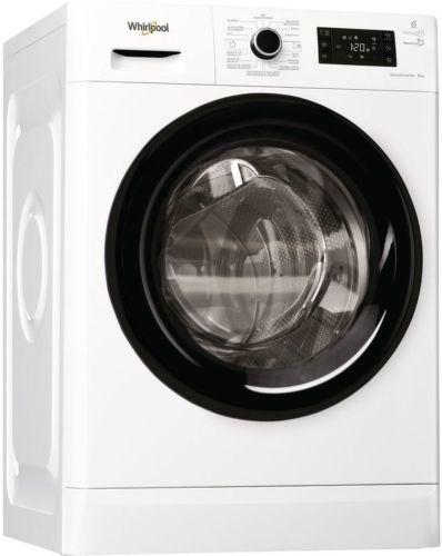 WHIRLPOOL FWSG61083BV CS, bílá pračka plněná zepředu