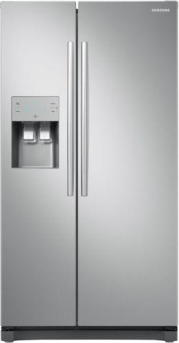 SAMSUNG RS50N3413SAEO, nerezová americká chladnička