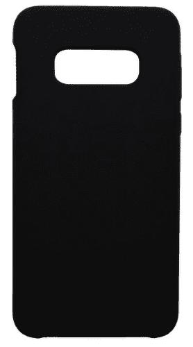 Mobilnet silikonové pouzdro pro Samsung Galaxy S10e, černá