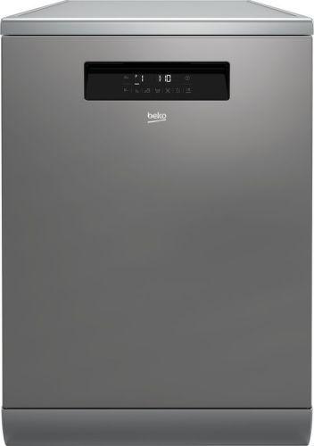 Beko DFN38530X, nerezová myčka nádobí