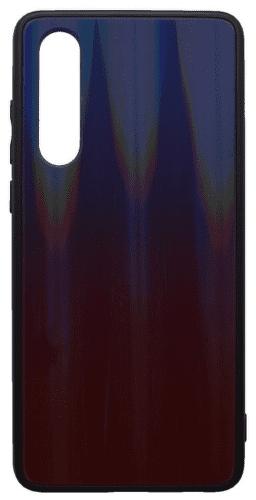 Mobilnet Gradient pouzdro pro Huawei P30, bordová