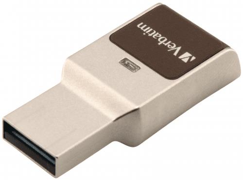 Verbatim Fingerprint Secure 64GB USB 3.0