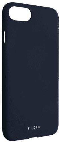 Fixed Story silikonový zadní kryt pro Huawei Y7 2019, modrá