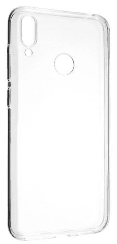 Fixed TPU pouzdro pro Huawei Y7 2019, transparentní