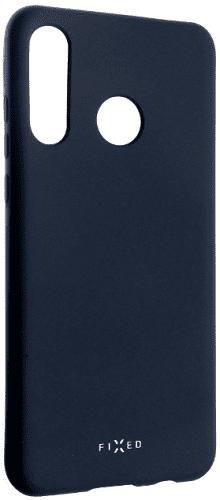 Fixed Story silikonový zadní kryt pro Huawei P30 Lite, modrá