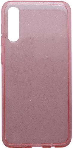 Mobilnet Crystal silikonové pouzdro Samsung Galaxy A50, růžová