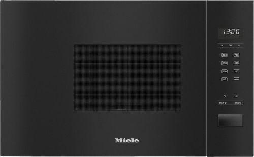 MIELE M 2230 SC, černá vestavná mikrovlnná trouba