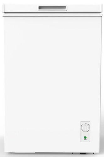 ECG EFP 10990 WA+, bíla truhlicová mraznička