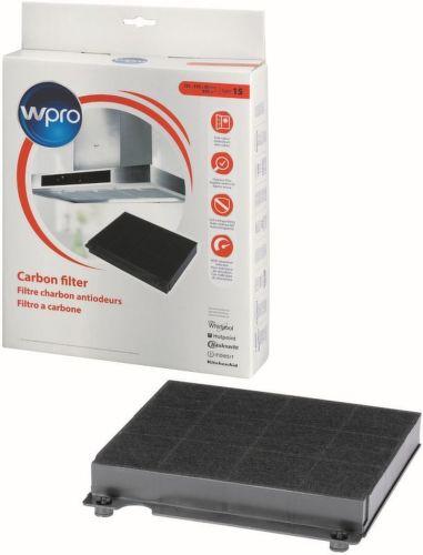 Whirlpool CHF15/1, Uhlíkový filtr