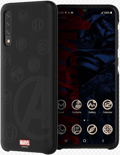 Samsung Marvel pouzdro pro Samsung Galaxy A50, Avengers