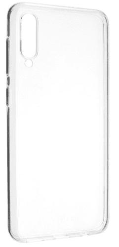 Fixed TPU ultratenké pouzdro pro Samsung Galaxy A50, transparentní