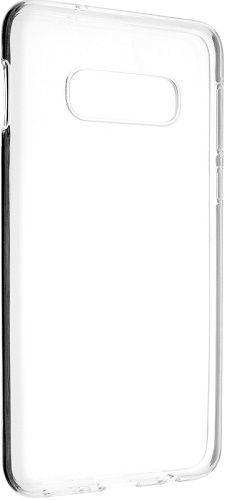 Fixed Skin TPU pouzdro pro Samsung Galaxy S10e, transparentní
