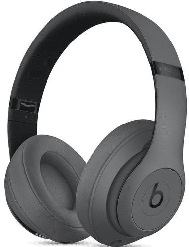 Beats Studio3 Wireless šedá
