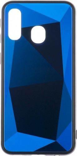Winner Prismatic pouzdro pro Samsung Galaxy A40, modrá