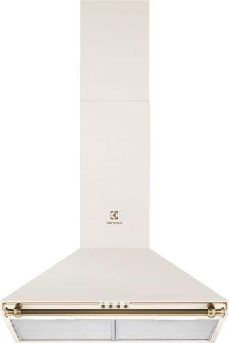 ELECTROLUX EFC226V, vanilkový komínový odsavač par