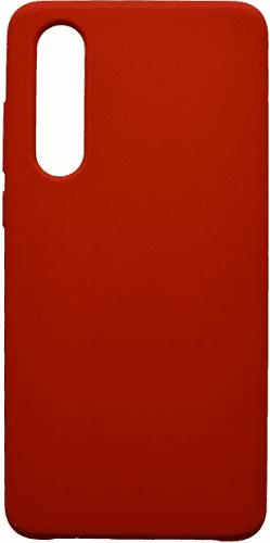 Mobilnet silikonové pouzdro pro Huawei P30, červená