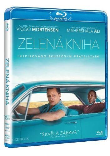 Zelená kniha - Blu-ray film