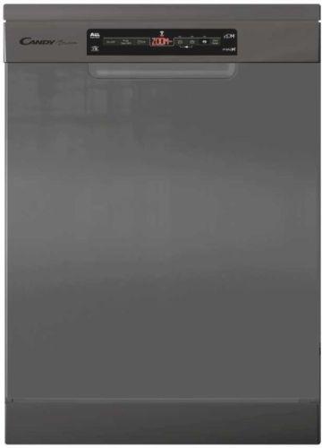 CANDY CDPN 4D620PX, stříbrná smart myčka nádobí