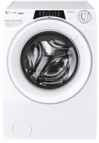 CANDY RO 1284DXH5\1-S,bílá smart pračka plněná zepředu