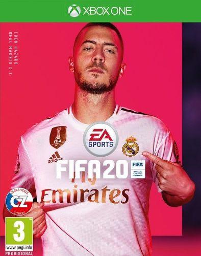 FIFA 20 Xbox One hra