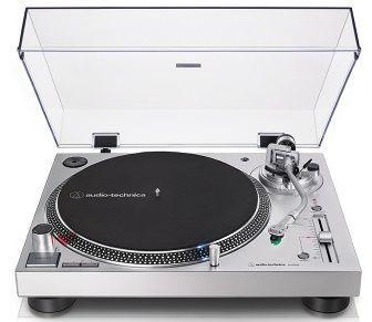 AUDIO-TECHNICA LP120X SIL