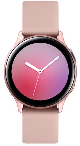 Samsung Galaxy Watch Active2 40mm růžovo-zlaté