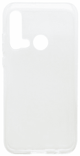 Mobilnet silikonové pouzdro pro Huawei P20 Lite 2019, transparentní