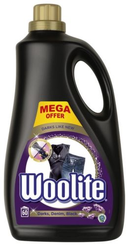 Woolite 3,6l Dark, Black & Denim, Prací prostředek