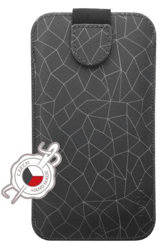 Fixed Soft Slim pouzdro vel. 4XL+ s motivem Grey Mesh