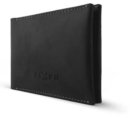 Fixed Smile peněženka s motion senzorem, černá