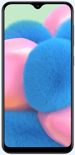 Samsung Galaxy A30s 64 GB černý